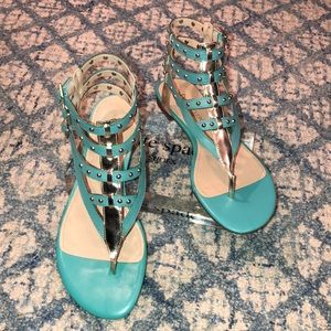 aa3603a57a1 Women s Enzo Angiolini Gladiator Sandals on Poshmark
